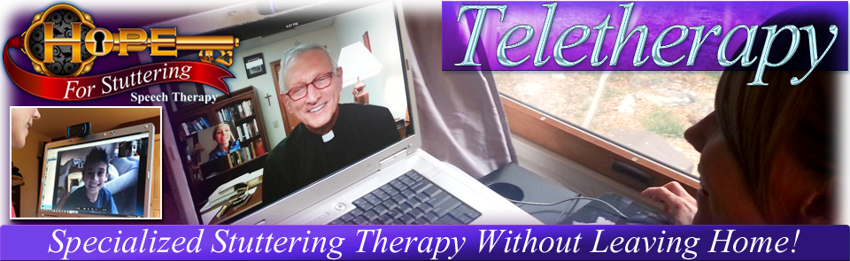 Online Stuttering Therapy